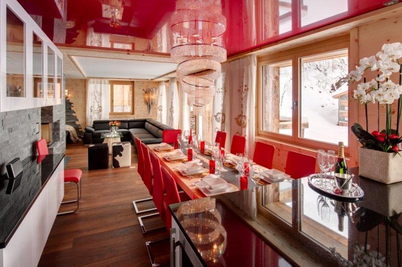 chalet in zermatt for rent