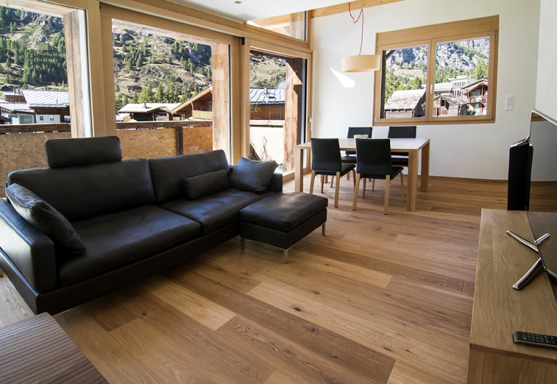 Apartment in Zermatt for 4