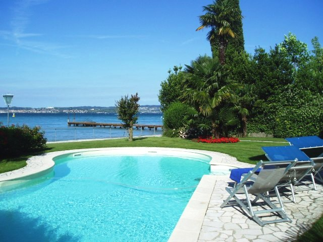 Garda lake villa rental