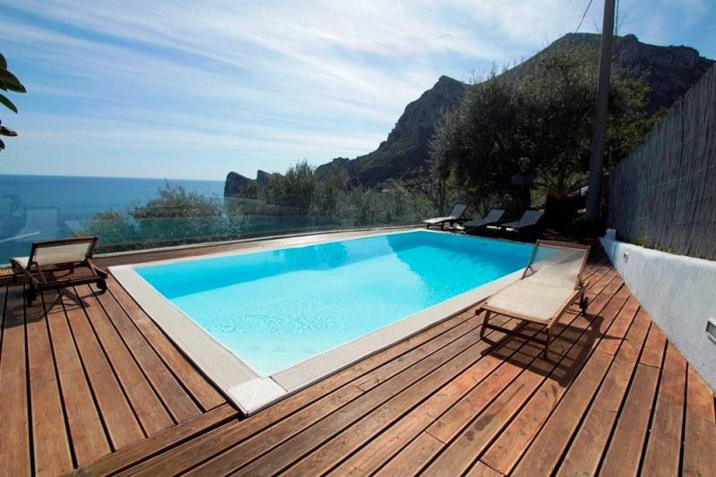 villa in nerano amalfi coast