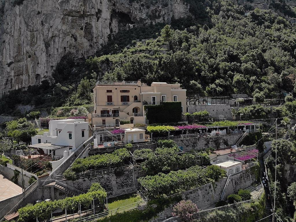 Villa in Amalfi location
